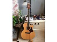 Acoustic Electric Guitar - Crafter GAE6/N
