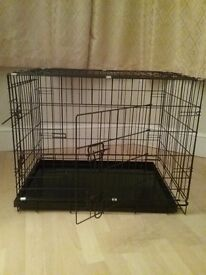 Dog crates / cages