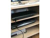 PlayStation 3 500GB with pad and games