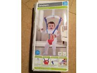 LINDAM BABY DOOR BOUNCER SWING ***BOXED IMMACULATE*** MAKE ME AN OFFER