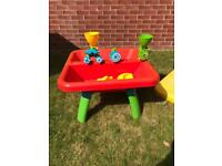 ELC Sandpit or Water table with cover.