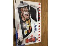 GEORGE FOREMAN GRILL/GRIDDLE