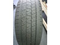Ford Ranger tyres x4 almost new