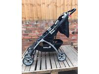Safety 1st pushchair with raincover