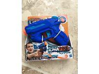 NERF Alpha Fire super soaker water pistol / gun
