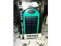 Power Bank universal plus solo charger brand new
