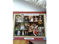 1000 piece Gibsons jigsaw puzzle, Downton Abbey, Over £30 new