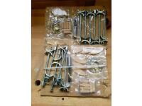Worktop Installation Kit x 2 . New.