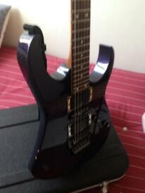 Ibanez RG 1570 Japanese electric guitar