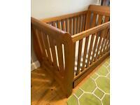 Boori solid wood nursery furniture set worth £1500