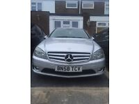 MERCEDES CLC - FULL SERVICE HISTORY - LOW MILES