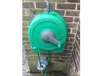 Hozelock wall mounted 40 metre hose reel