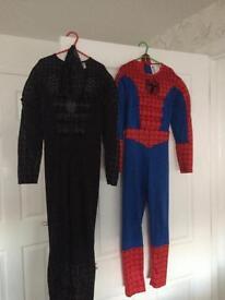 Spider-Man costumes