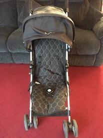 Silver Cross Zest Vogue pushchair