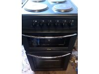 black belling solid plate electric cooker free local delivery allelectricals