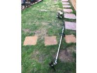Very rare vintage echo rm-303e backpack strimmer