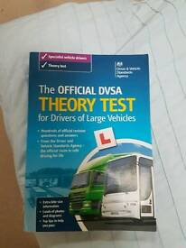 DVSA - Theory for Large Vehicles