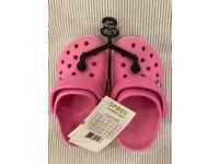 Crocs children's size UK c8