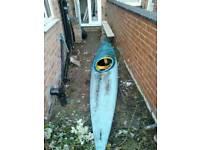 Canoe for sale (,,grab a bargain)