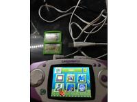 Leapstar GS + games
