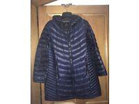 Calvin Klein coat (Xl fits uk 16)
