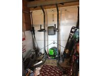 BODYMAX CF360 VKR DELUXE POWER TOWER DIP STATION