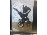 Silver cross travel system Surf 2 fully loaded