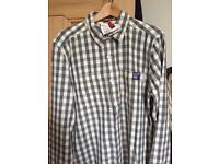 New superdry men's shirt xxl