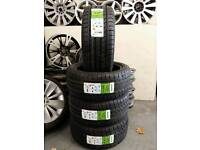 New Tyres 245 45R17 99W XL EXTRA LOAD £50 each.