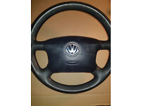 VW golf mk4 steering wheel