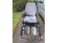 Electric wheelchair. Invacare Spectra XTR2