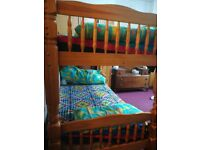 Good condition bunk bed to sell