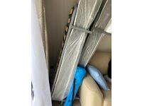 Caravan bed frames and mattresses brand new