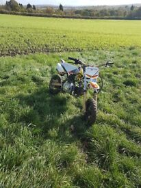 125cc looking to swap!