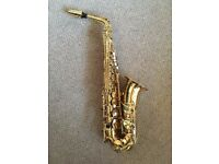 good condition Yamaha 275 alto saxophone for sale