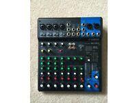 Yamaha MG10XU 10 Channel Mixing Console