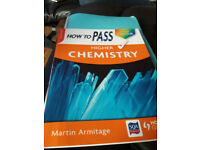 HOW TO PASS HIGHER CHEMISTRY