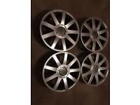 Genuine 18 inch S Line Audi A4 Alloys