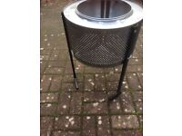 FIREPIT/PATIO HEATER/BARBEQUE/WOOD BURNER.