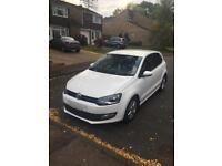VW VOLKSWAGEN POLO 2011 1.2 TDI FINANCE AVAILABLE £150 PER MONTH