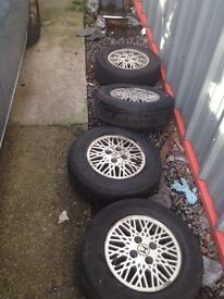 Honda Alloys