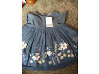 Next baby Girls dress