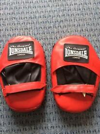Sparring pads