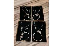 4 x Bridesmaid Gifts Jewellery