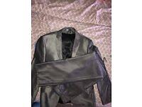 Silver suit ( burtons)