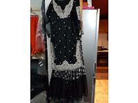 beautyfull black farshee bridel lenga £300 on offer