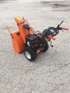 "**3 YEAR WARRANTY** 28"" HD Snowblower"