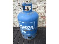 Full Sized 15kg Butane Blue Empty Calor Gas Bottle