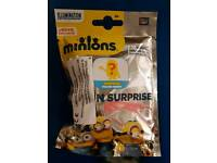 Minions minion surprise X5