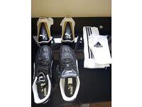 Mens / Lads Astroturf Boots, Shin-pads & Socks - Adidas / Puma